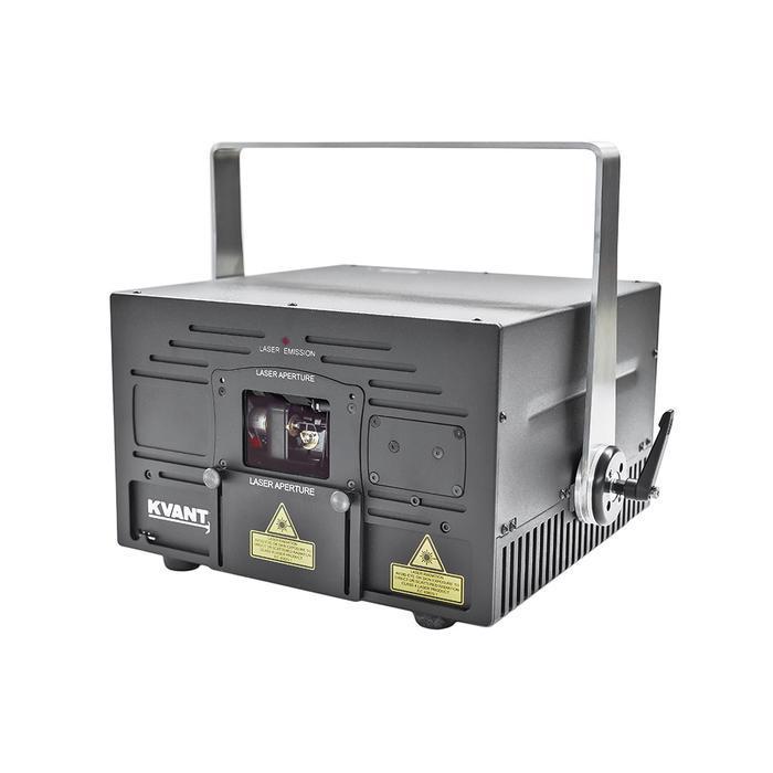 Kvant ClubMAX 3000 Laser Show Projector — Pangolin Lasers