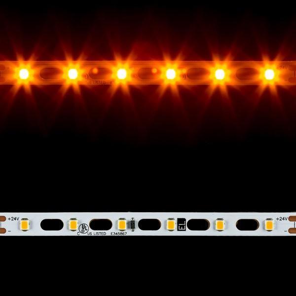 HyperFlex 2835 LED Strip Light - 1,600K Amber - 60/m - CurrentControl - 10m Reel