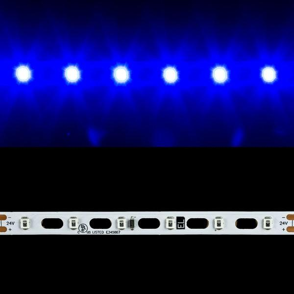 HyperFlex 2835 LED Strip Light - Blue - 60/m - CurrentControl - 10m Reel
