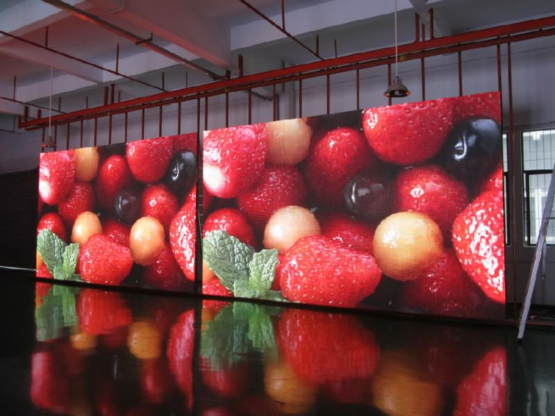 P10 Indoor LED Display Stage Events For Russia - Cases - Shenzhen Newstar Optoelectronics Co.,Ltd