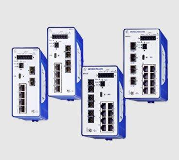 BOBCAT Managed Ethernet Switches by Belden