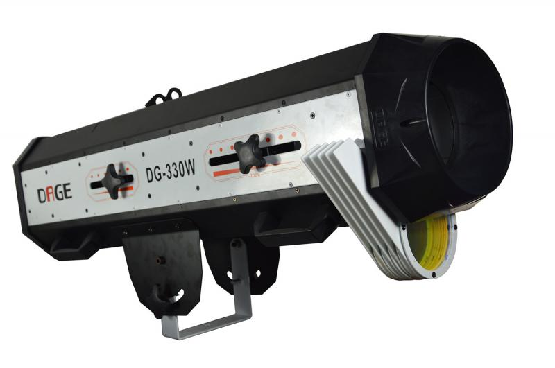 DG-3303 Cannon King Follow Spot Light 330W 15R-Follow Spot Light-DAGE Stage Lighting