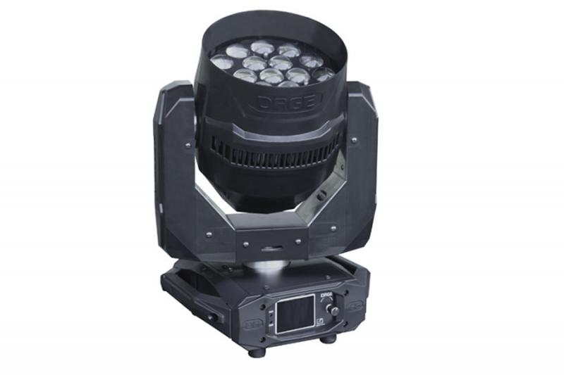 MA-1915 Batman 19pcs LED Zoom Wash Moving Head Light-LED Moving Head Series-DAGE Stage Lighting