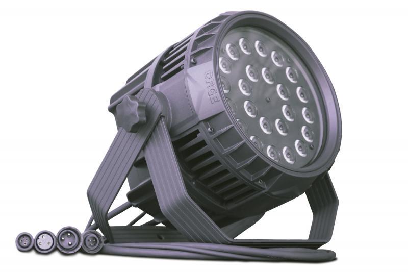 DA-2410 24pcs 10w 4 in 1 LED Par Light Waterproof-LED Par Light Series-DAGE Stage Lighting