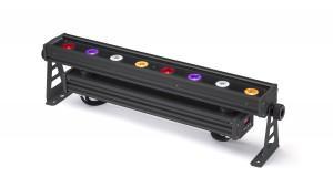 ElektraBar Mini   (8) 12W RGBWAI LED Linear Strip   elektraLite