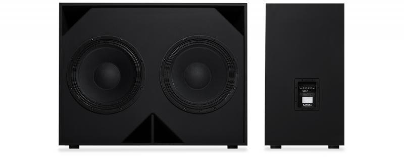 SB-2180 - Subwoofers - Loudspeakers - Products - Cinema - QSC