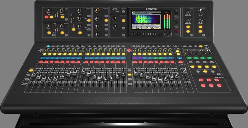 M32 | Digital | Mixers | Midas | Categories | MUSIC Tribe