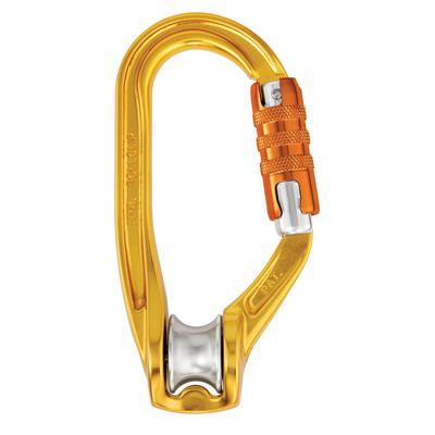 Petzl® Rollclip | Carabiner Pulleys | Pulleys
