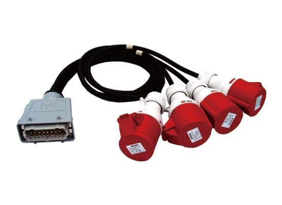 Professional Stage & Studio Equipmentprofessional | Kupo Stage TW - MCA-1604P-5 / Cable Sets