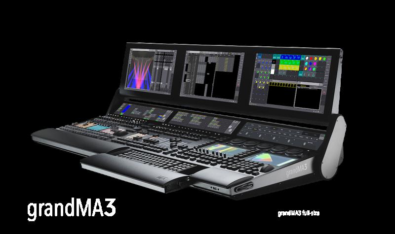 grandMA3 | MA Lighting International GmbH