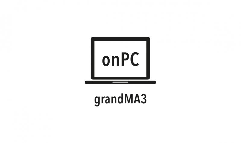 grandMA3 onPC