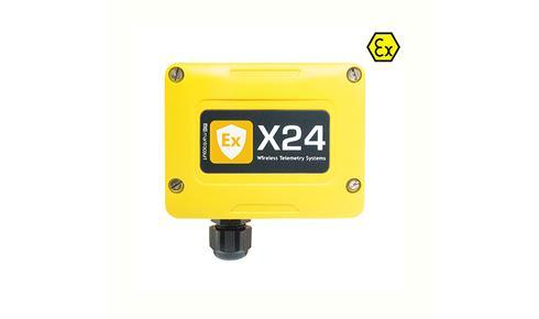 ATEX / IECEX Telemetry Transmitter - Load Cell Transmitter