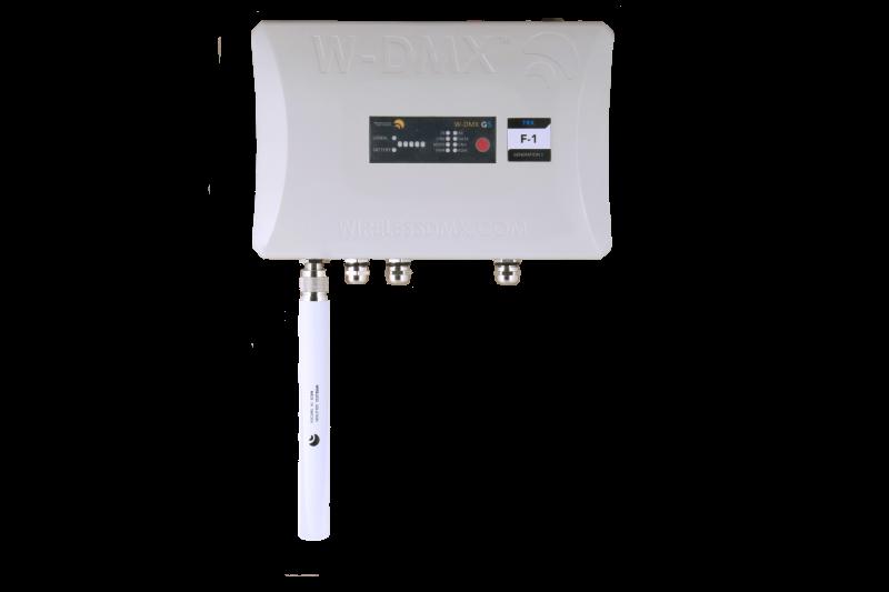 Wireless DMX WhiteBox F-1 G5