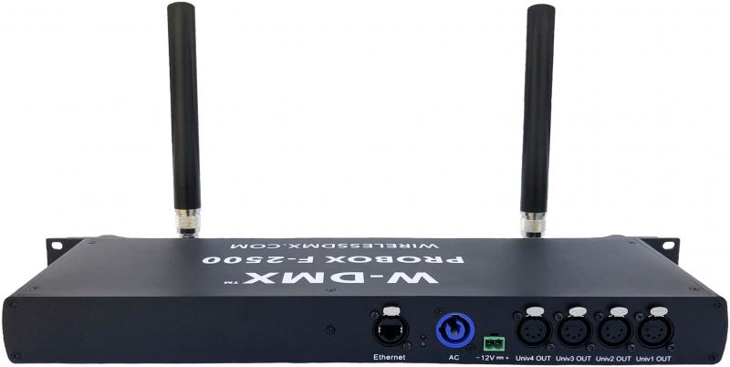 Wireless DMX ProBox F-2500 G5