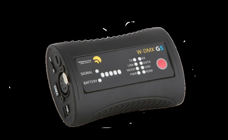 Wireless DMX W-DMX™ Micro R-512 G5
