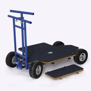 Doorway Dolly-Complete w/Push Bar, Pull Handle Side Boards & Expanding Rear Wheels