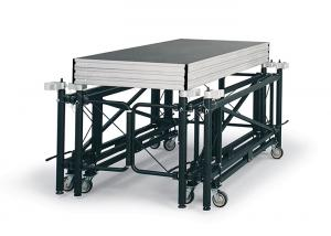 ME-3750 Rolling Stage Support