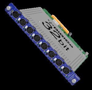 SD 32bit Mic Pre-Amp Card