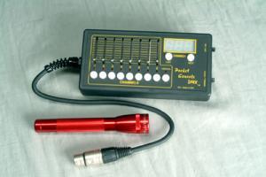 Basic Pocket Console® DMX