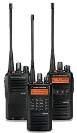 Vertex Standard Digital Radios EVX-530 Series