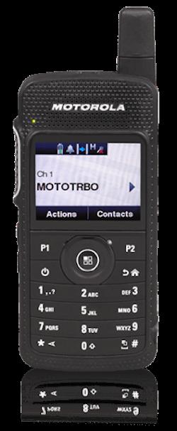 Motorola SL 7000e Series Portable Two-Way Radios