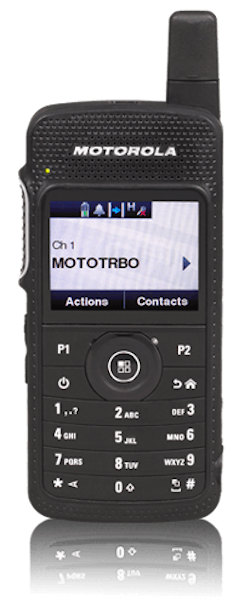 Motorola SL 7000e Series Portable Two-Way Radios