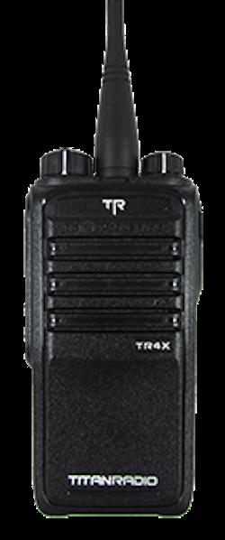 UHF Two-Way Radio