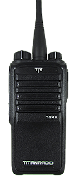 UHF Two-Way Radio