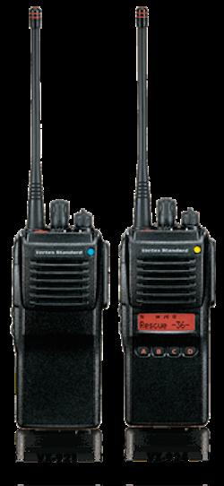 Vertex Standard Portable Radios VX-920 Series