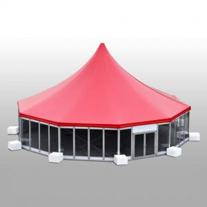 Polygon Side High Peak Tent
