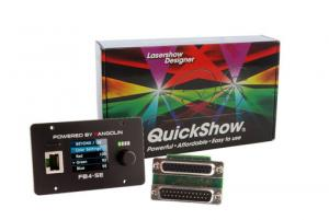 FB4 ILDA with QuickShow
