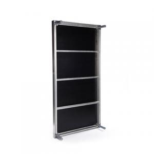 HD Aluminum Premium Deck With Hexagrip Plywood Finish