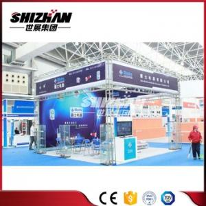 Modular Aluminum Truss Trade Show Booth For Exhibition