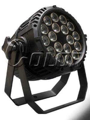 18x8W Waterproof LEDs Cast Aluminium Light