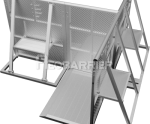 T-Shape Type Barrier