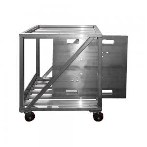 Wheel Cart for Eight 30″ x 30″ PB-H1200 Base Plates