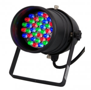 PAR 36 RGB LED DMX Spot