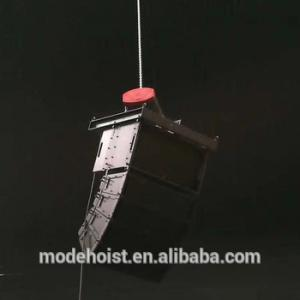 Light material smart touch screen system electric hoists Mode V6 with load cell for sale, View electric hoists for sale, Mode Product Details from MODE Science & Technology (Beijing) Co., Ltd. on Alibaba.com