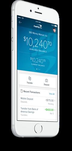 360 Money Market Account & Rates | Capital One