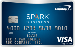 Spark Miles for Business | Capital One