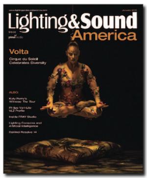 Lighting&Sound America Subscription