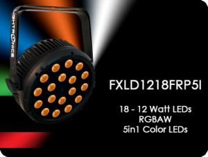 FXLD1218FRP5I LED Lighting Fixture
