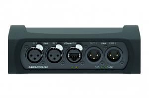 NA2-IO-DLINE (Line I/O Dante Interface)