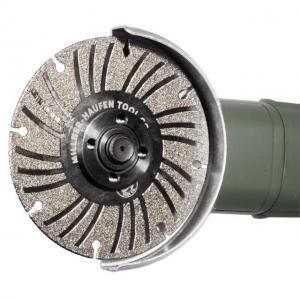"Electroplated Diamond Angle Grinding Wheel - 4 1/2"" – Millner-Haufen Tool Co."