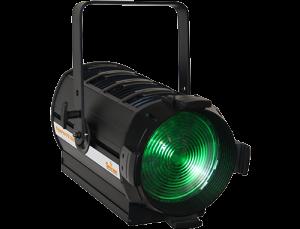 Hyperion Fresnel 300W 6 colours - Spotlight