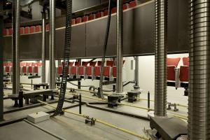 Multipurpose Hall | Gala Venue Translation System | Gala Systems