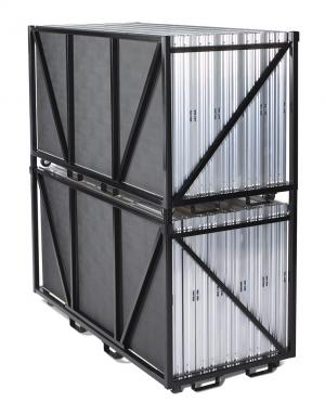 Stackable Platform Cart