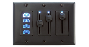 NSB (Networked Sliders and Buttons)