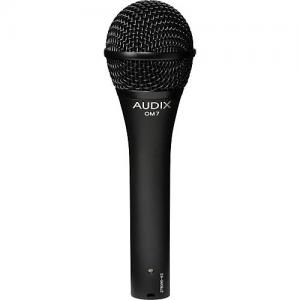 Audix OM7 Concert Dynamic Microphone