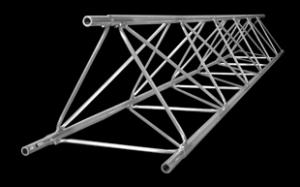 Universal Triangle Truss Section